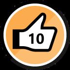 10th Kudo Received