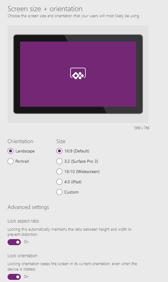 Screen Size pixel density not kept - Power Platform Community