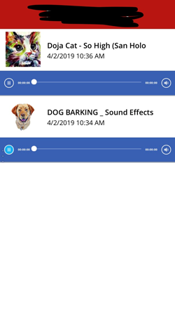 MP3 files stored in SharePoint Document Library pl    - Power