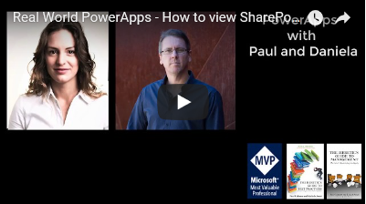 Real World PowerApps - How to view SharePoint PDF's in PowerApps (with some help from Flow)