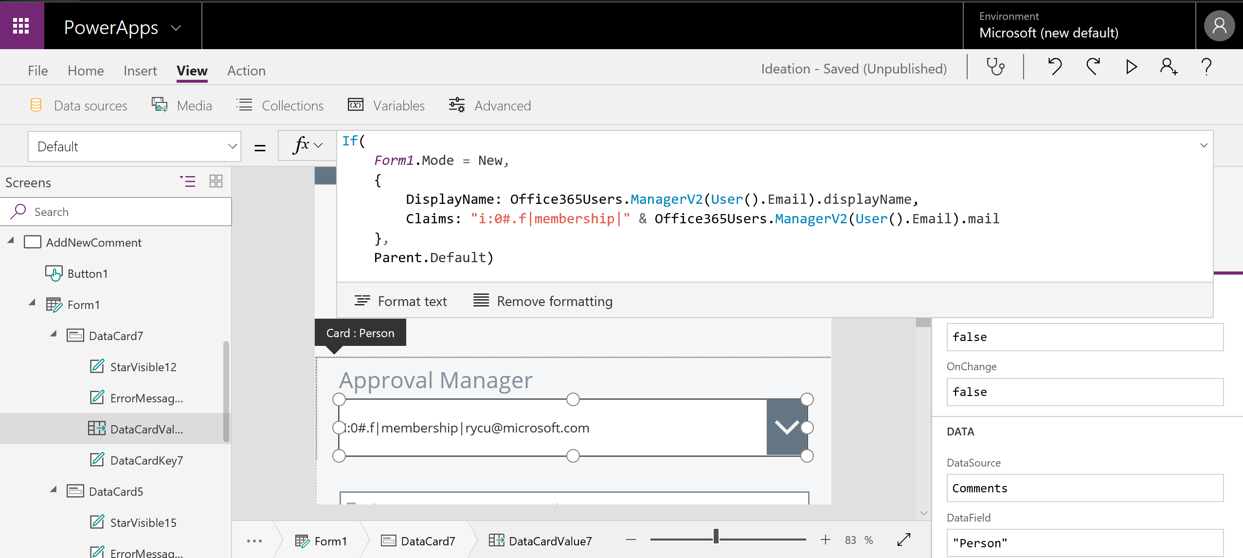 Friday Functions Series | Set a SharePoint People Column to the Current User's Manager