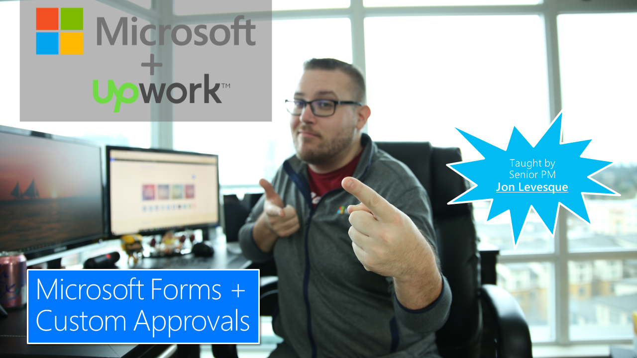 Microsoft Flow: Custom Approval with Microsoft Forms Data