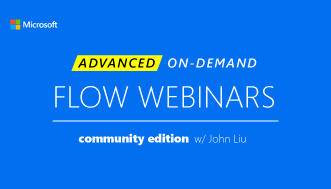 ADVANCED | How to Manipulate Structured JSON (and XML) w/ Microsoft Flow by John Liu
