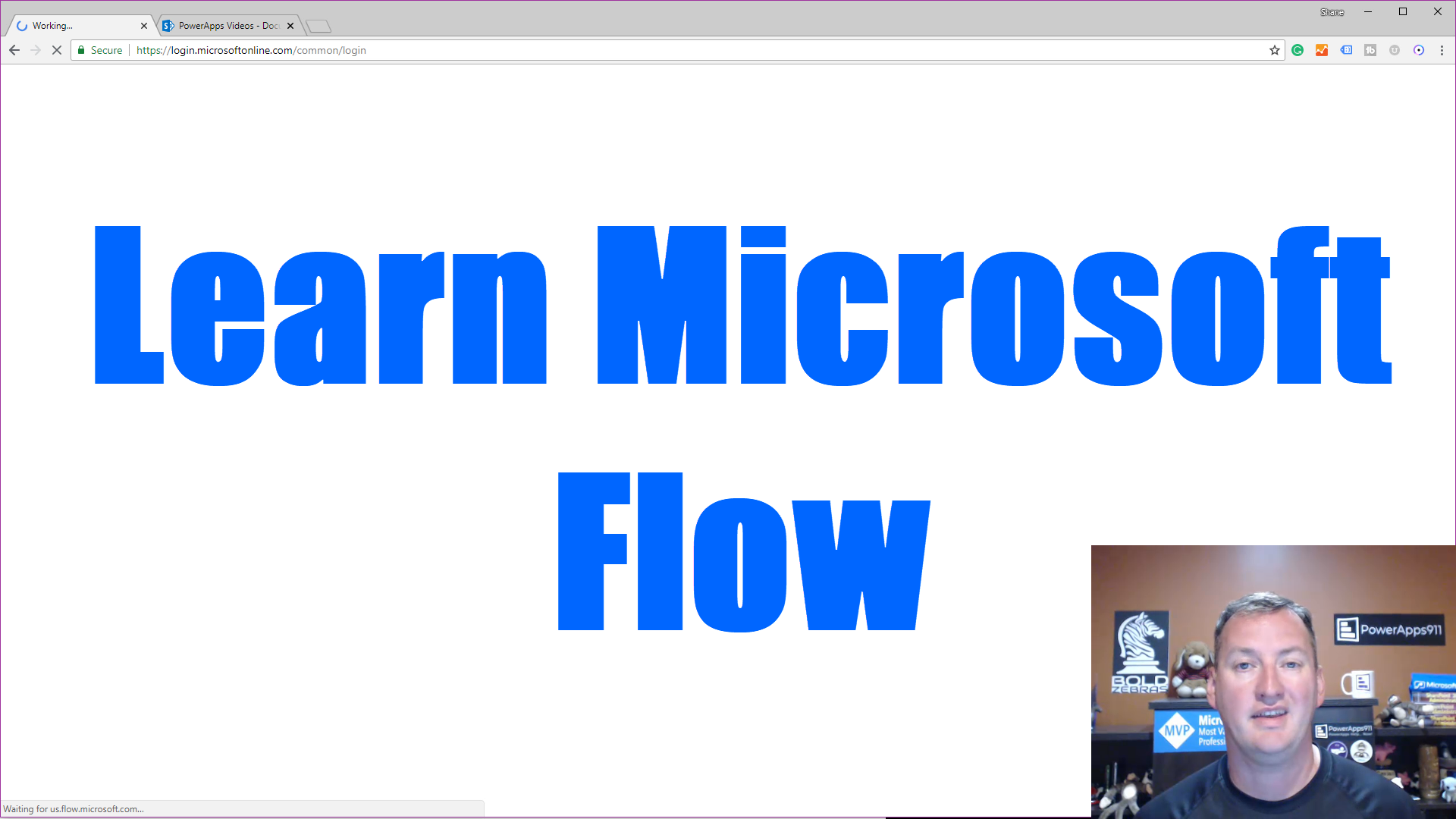 Learn Microsoft Flow