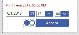 Accept Date