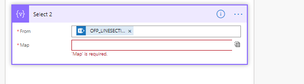 """Missing dynamic content and expression options in """"json mode"""""""