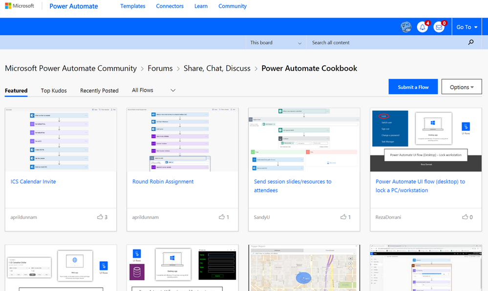 The New & Improved Power Automate Community Cookbook!