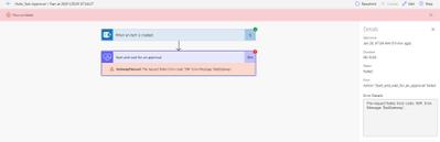 27 Jan 2020 - Approvals Flow error - bad gateway.PNG
