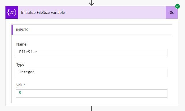 Initialise FileSize variable.JPG