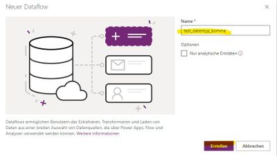 try 1) I import this sheet into PowerApps as a data flow