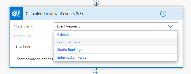 200219 Flow - Calendar Id drop-down.png