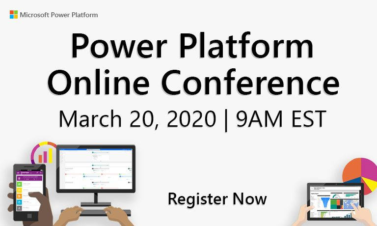 Power Platform Online Conference