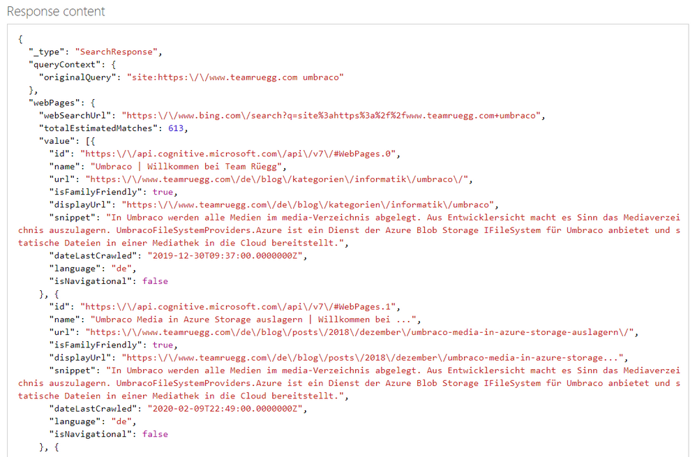 Bing Web Search API with Power Automate Part 2 - Parse JSON - Schema.PNG