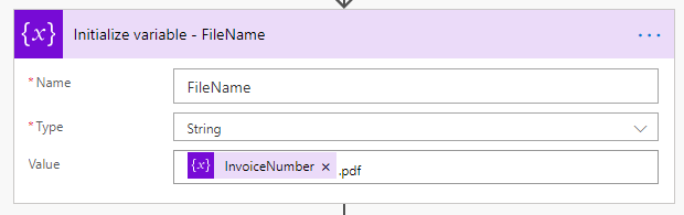 PowerAutomateHTMLtoPD10Ffilename.png