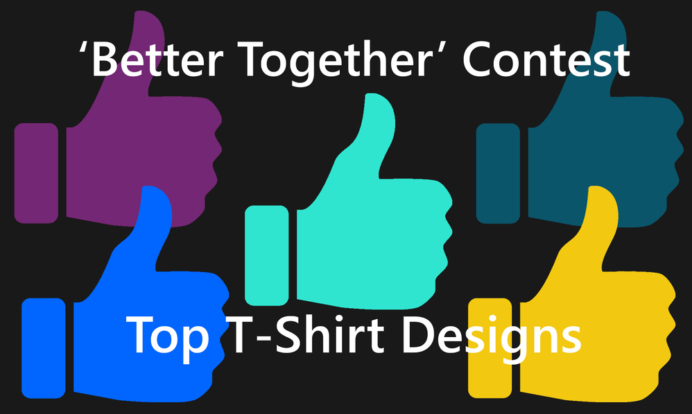 Better Together' Contest Finalists Announced!