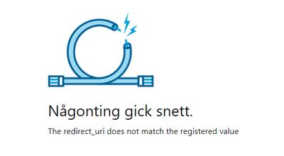 error message linkedin