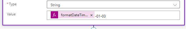 WeekNumCalc variable value
