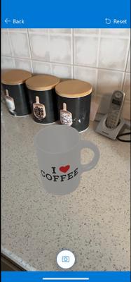 Virtual Mug