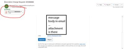 Email - Attachment there