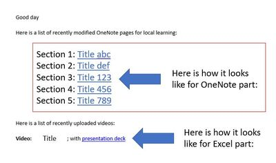 Send an email with OneNote pages that have been recently updated_2.JPG