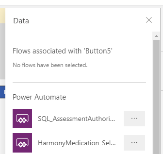 Flow names are truncated due to length