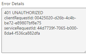 but I got this, I am the owner of the SP site and I dont have the excel file locked in any way