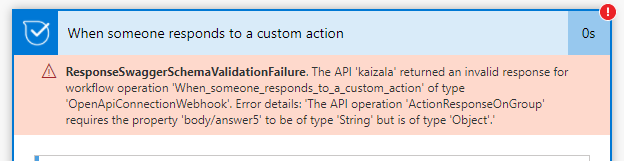 Kaizala Action Error.png