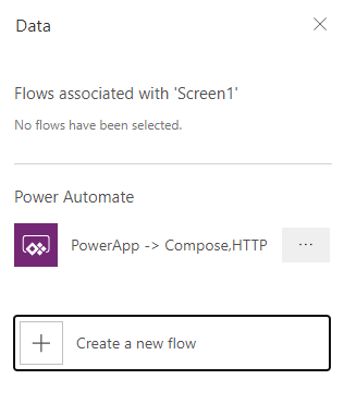 'Create flow' redirects to templates page in Power Automate