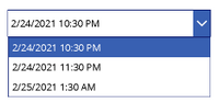 PowerApps.DropBox.DateTime.Filtered.png