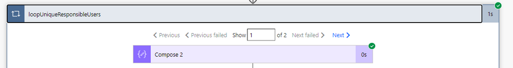 Show Value of current item in Apply To Each loop