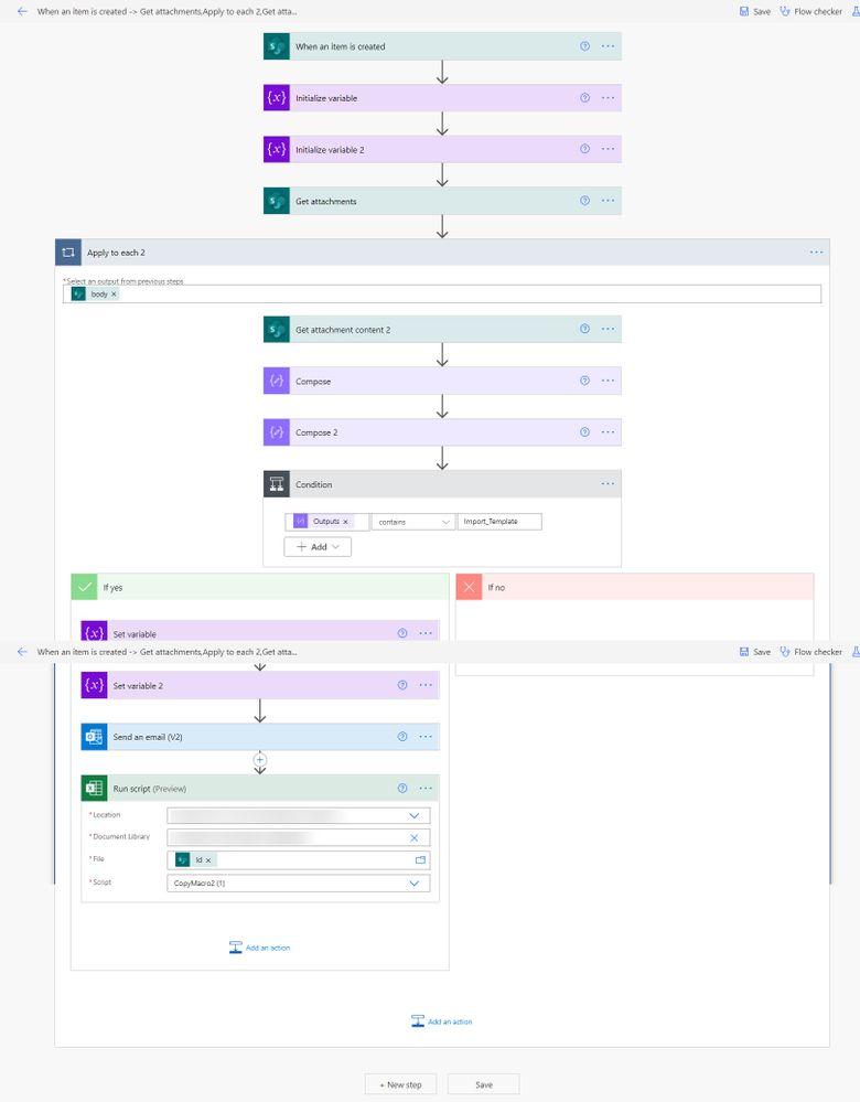 MS Flow Screenshot