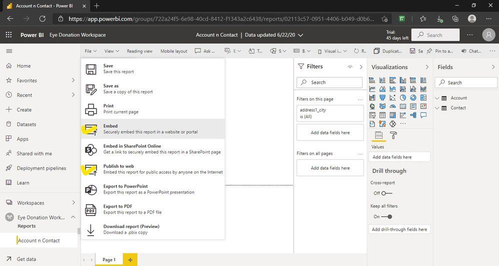 Account n Contact - Power BI - Profile 1 - Microsoft Edge 4_29_2021 11_04_18 PM_LI.jpg