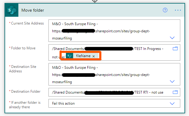 Work Flow move Folders Sharepoint 4 .png