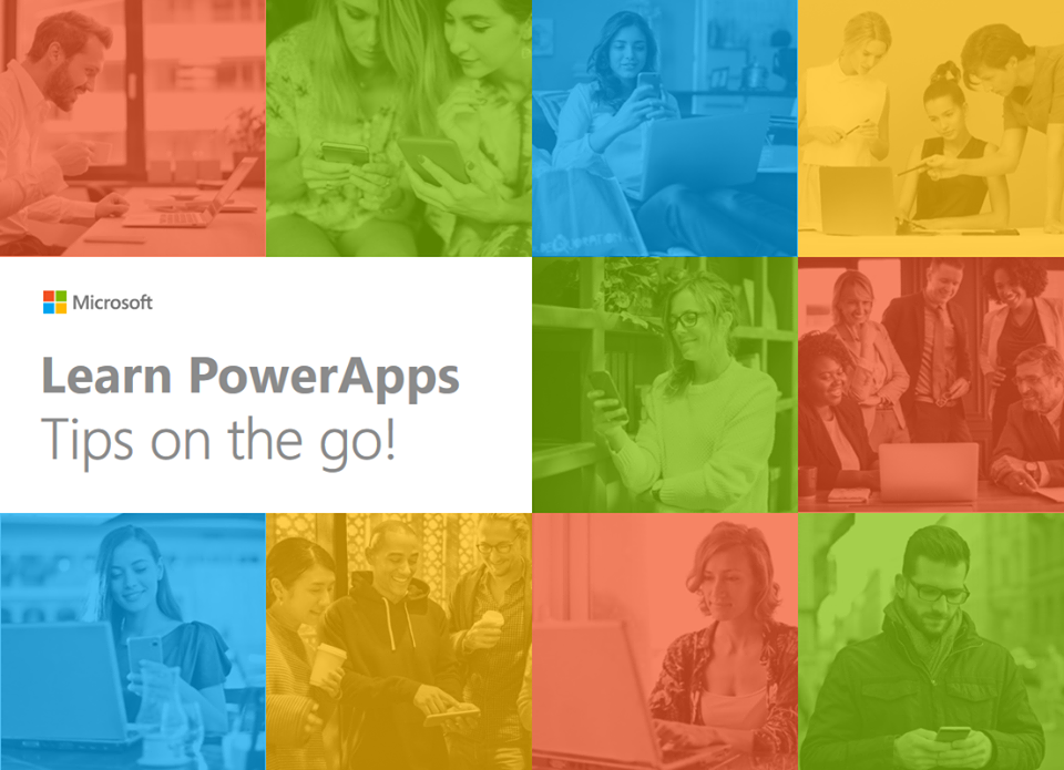 Learn PowerApps Tips On the Go!