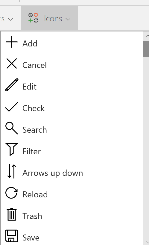 """Plenty of these icons, helps alot but at the same time pain to go through the """"unsorted"""" list"""