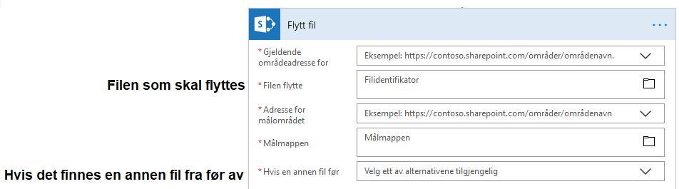 Move file - translation