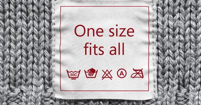 One Size Fits All? Not when it comes to IT.