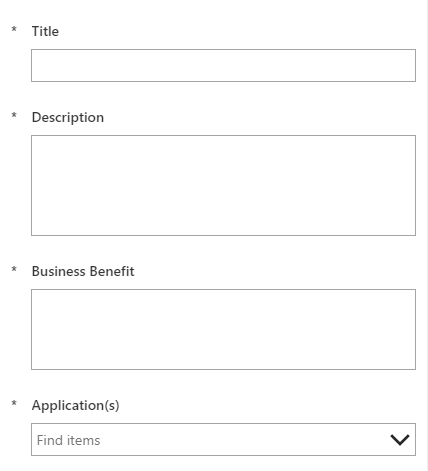 Fields showing as required on PowerApp Form