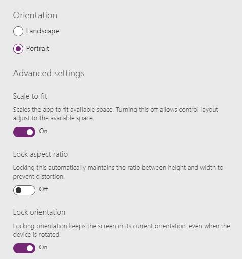 screenPowerApps orientation.PNG