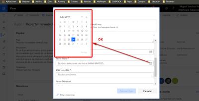 Date Flow PC OK