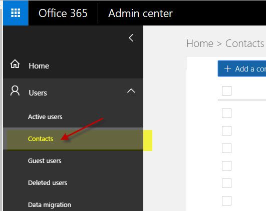 Office 365 Admin Contacts.jpg