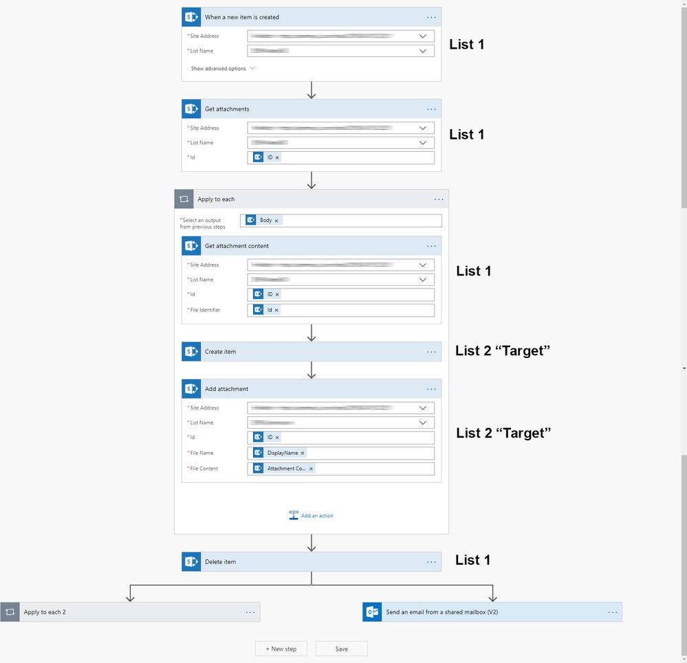Microsoft Flow Error Multiple Attachments.png