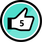 5th Kudos Given Badge