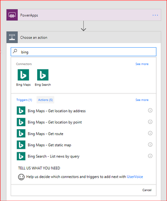 Solved: Finding nearest hospital by bing search using lati