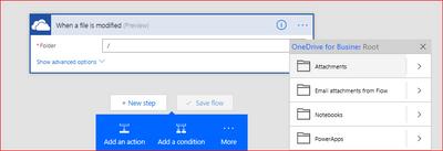 Sync OneDrive to Dropbox - Power Platform Community