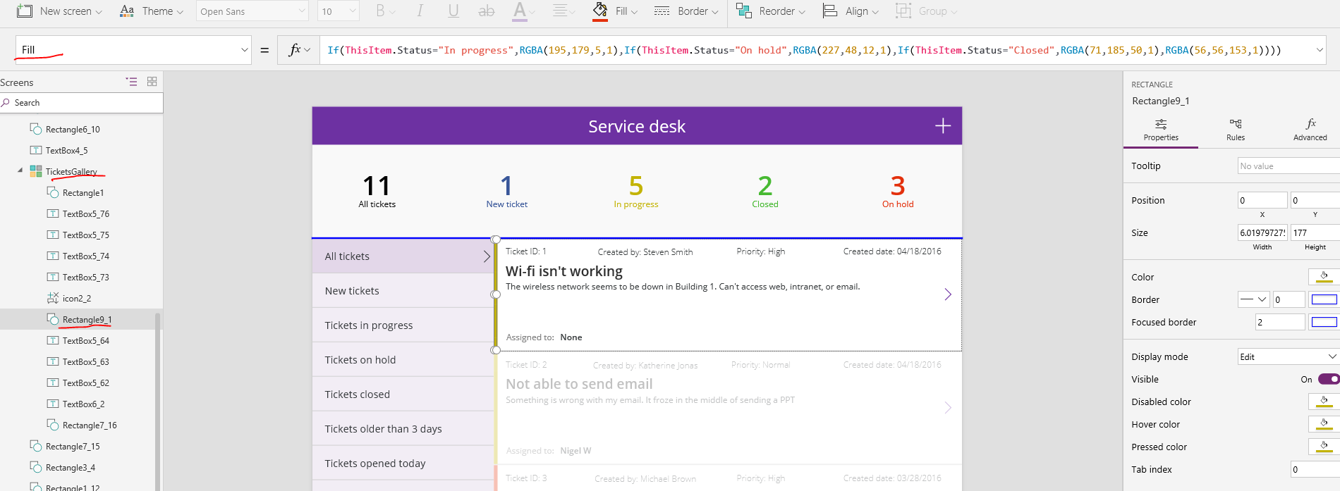 Solved Creating It Helpdesk Using Sharepoint Online Using