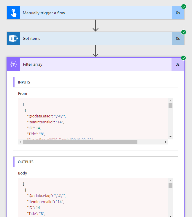 ODATA Filter Query for Date - Power Platform Community