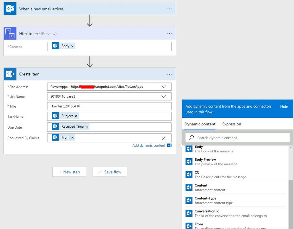 sharepoint people column - no dynamic content