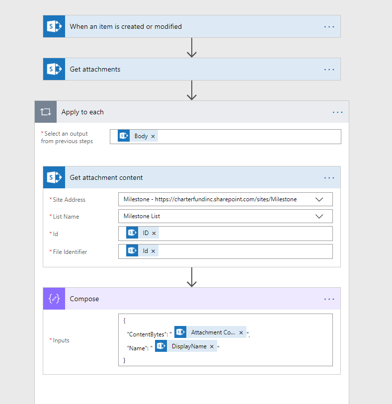 Solved: Attaching Sharepoint Attachments To Email