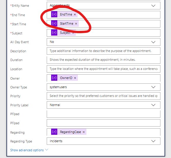 Solved: Create a new record in Dynamics 365 - Power Platform